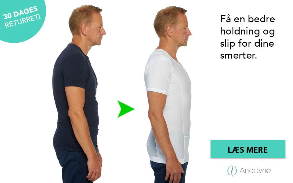 holdningskorrigerende tøj